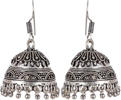 AGRIM Ethnic Jhumki Brass Jhumki Earring