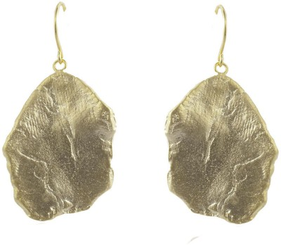 Gildermen GMEA19IRRR8 Brass Dangle Earring