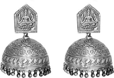 Anavaysilver Ear002 Sterling Silver Jhumki Earring