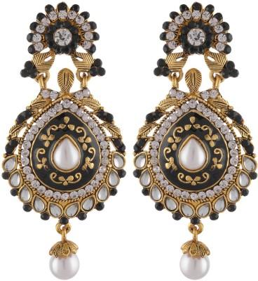 NECKIES AFJE067 Brass Drop Earring