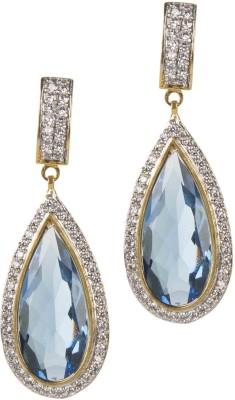 Mehtaphor Aadhira Brass Drop Earring