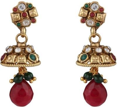 Panini M_15_1 Copper Jhumki Earring