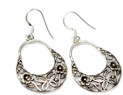 Anavaysilver EAR022 Sterling Silver Chandbali Earring