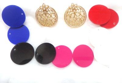 Shourya Awesome Earrings Alloy Earring Set