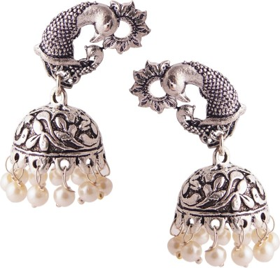 Jewels and Deals FE-142 Alloy Jhumki Earring