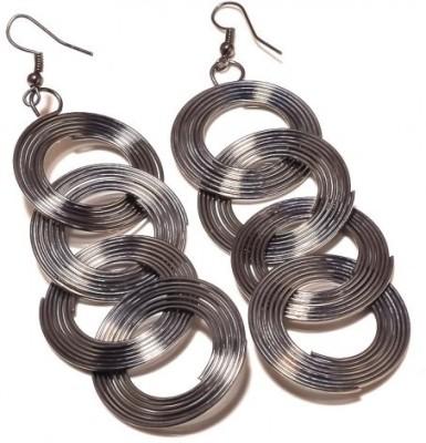Sanaa Creations 1ERN01 Alloy Dangle Earring
