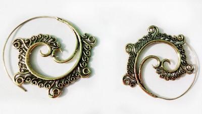 zenith jewels princess85 Brass Stud Earring