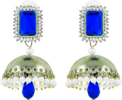 BoBell Glossy Jhumki Copper Jhumki Earring