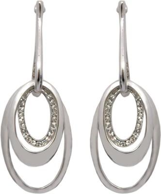 Royal Sterling Silver Dangle Alloy Dangle Earring