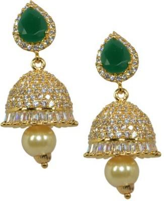 Kaumudi Designer Alloy Jhumki Earring