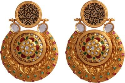 Abhijewels Alloy Dangle Earring