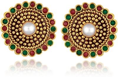Alamod ALER 5095 Brass Stud Earring