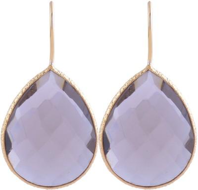 Jewel Paradise Brass Dangle Earring