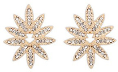 Young & Forever Alloy Stud Earring
