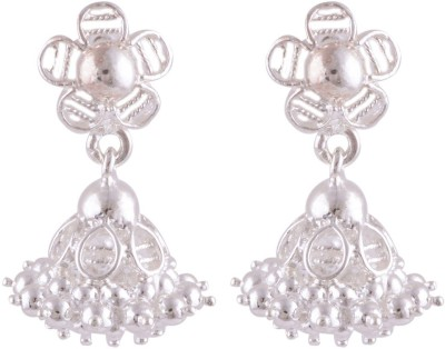 Silver Prince Designer Silver Drop Earring
