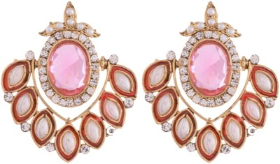 Ganapathy Gems 4856 Metal Stud Earring
