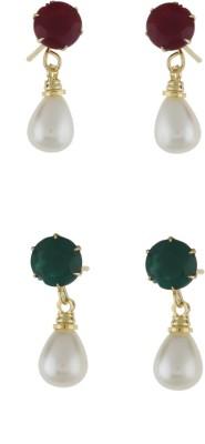 FreshMe Fashion Jewellery Alloy Earring Set