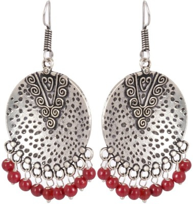 AGRIM Ethnic Jhumki Brass Dangle Earring