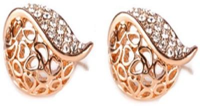 Stile Rhinestone Acrylic Stud Earring