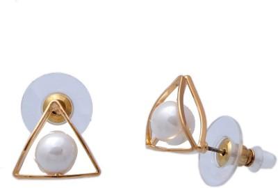 Desi Butik Fashion Jewellery Metal Stud Earring