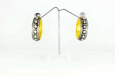 Chouhan Stylish bali Metal Hoop Earring