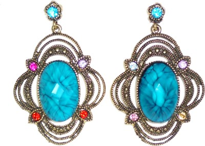 Adimani Rddhi Alloy Drop Earring
