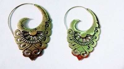 zenith jewels princess80 Brass Stud Earring