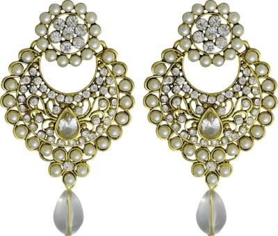 Aura Collection Statement07 Alloy Chandbali Earring