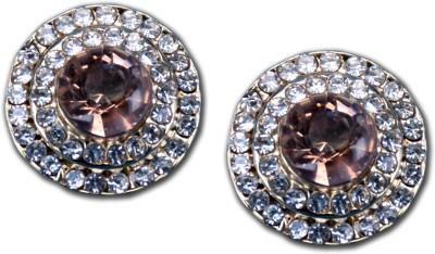Pretty Women Spring Sparkle Alloy Stud Earring