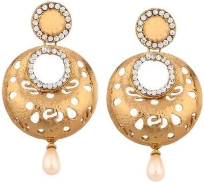 Fashion Bindas Alloy Chandelier Earring