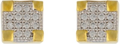 Affinity Jewellers Spring Sparkle Cubic Zirconia Alloy Stud Earring