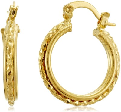 GB Jewellery Designer Alloy Hoop Earring