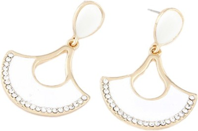 Young & Forever Elegant Alloy, Enamel Drop Earring