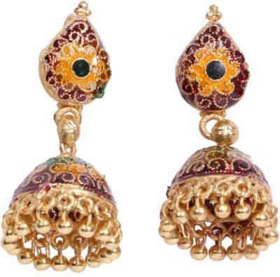 SangitaFashions Designer Earring Alloy Jhumki Earring