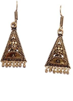 Gajraula Crafts Bronge Alloy Dangle Earring