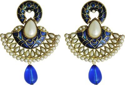 Aura Collection Statement26 Alloy Chandbali Earring