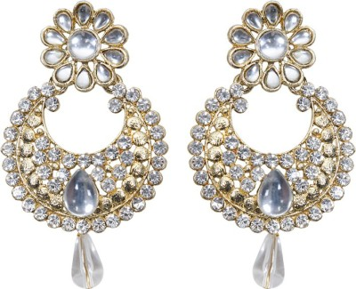 Mitthi Jewels Party Wear Alloy Chandbali Earring