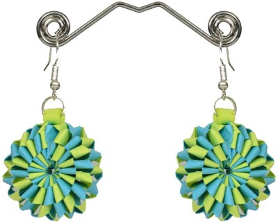 NKL Creations Quilling Jewellery Paper Dangle Earring