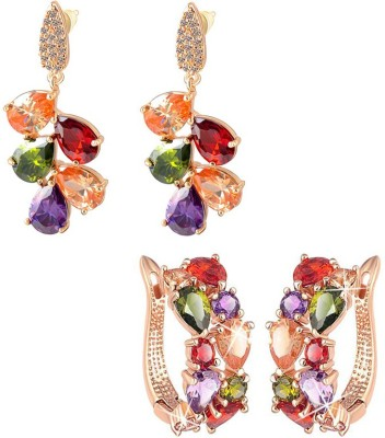 Jewels Galaxy Fancy Alloy Earring Set at flipkart