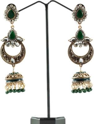 Mayine Fashion Alloy Jhumki Earring