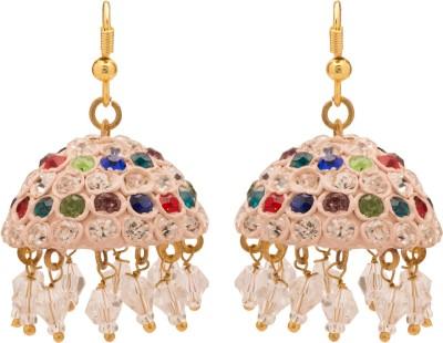Magicalmeee Charming Lac Jhumki Earring