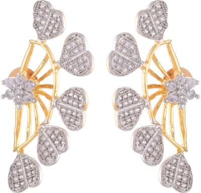 Midas Fashion Cubic Zirconia Alloy Ear Spike
