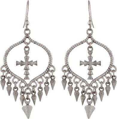 Jocalia Style Diva Alloy Chandelier Earring