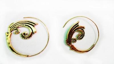 zenith jewels princess58 Brass Stud Earring