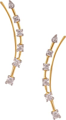Ritus Collection RCE-0008 Alloy Cuff Earring