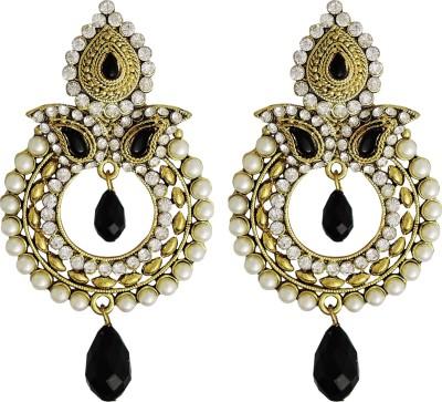 Aura Collection Statement05 Alloy Chandbali Earring