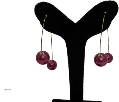 Arohi Jewells & Gems Fashion Earing Copper Ear Thread