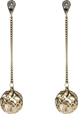 R18Jewels-Fashion&U Dazzling Princess Metal Tassel Earring