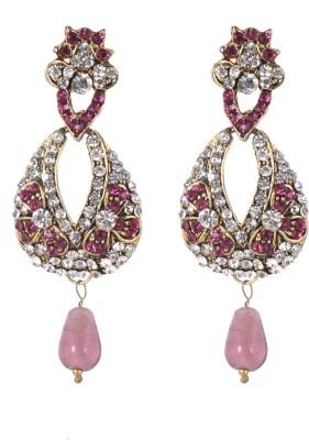Shopernow Ethnic jewels Alloy Hoop Earring