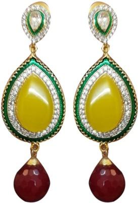 zenith jewels princess06 Brass Chandelier Earring
